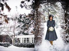 Pro-живи красиво. Свадьба и жизнь после свадьбы * Просмотр темы - Наша Свадьба в Зимних красках с благородной бирюзой