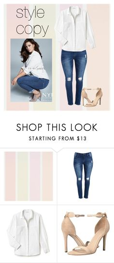 """""""inspiration from: Ashley Graham"""" by alekxia ❤ liked on Polyvore featuring Ashley Graham, Lacoste and GUESS"""