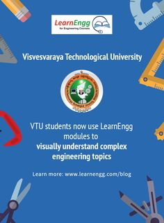 Visual Demonstrations of Visvesvaraya Technological University Engineering Subjects: Semester – Part 2 Engineering Subjects, Engineering Courses, University, Students, Learning, Blog, Image, Studying, Teaching