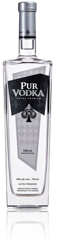 Pur Ultra Premium Vodka