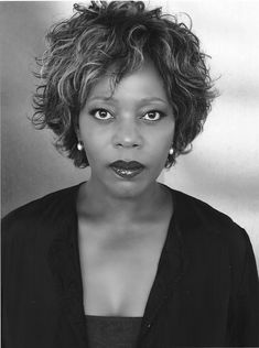 Alfre Woodard.     -Hard to find someone as good as she is.