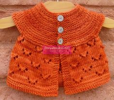 Items similar to Monarch Butterfly Baby Cardigan Sweater PDF pattern newborn, 18 months on Etsy Baby Cardigan, Baby Pullover, Baby Vest, Butterfly Baby, Butterfly Pattern, Monarch Butterfly, Knitting For Kids, Free Knitting, Baby Knitting