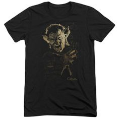 """Checkout our #LicensedGear products FREE SHIPPING + 10% OFF Coupon Code """"Official"""" Grimm / Murcielago-short Sleeve Adult Tri-blend - Grimm / Murcielago-short Sleeve Adult Tri-blend - Price: $44.99. Buy now at https://officiallylicensedgear.com/grimm-murcielago-short-sleeve-adult-tri-blend"""
