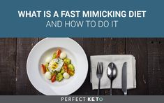 What is a Fasting Mimicking Diet and How to Do It - Perfect Keto Exogenous Ketones Best Keto Diet, Keto Diet Plan, Paleo Diet, Ketogenic Diet, Keto Foods, Longevity Diet, Paleo Meal Prep, Paleo Meals, Diet Meals