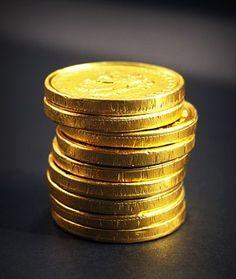 Pièce De Monnaie, Empilés, Pile
