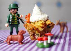 Semmelknödel-Muffins (Bread-Dumplings-Muffins)
