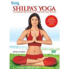 Shilpa's Yoga DVD