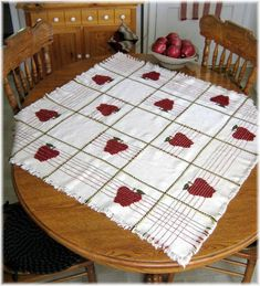 swedish weave apples swedish weaving patterns