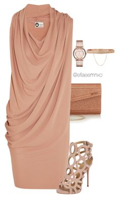 """""""Draped"""" by efiaeemnxo ❤ liked on Polyvore featuring Jimmy Choo, Lanvin, Giuseppe Zanotti, Marc by Marc Jacobs and Eddie Borgo"""