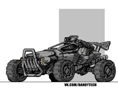 cars, trucks and two bicycles Futuristic Motorcycle, Futuristic Cars, Art Et Illustration, Car Drawings, Car Sketch, Automotive Art, Batmobile, Armored Vehicles, Amazing Cars