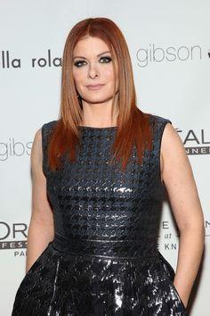 Protagonista da série 'Will & Grace', a atriz expôs o indivíduo para seus seguidores