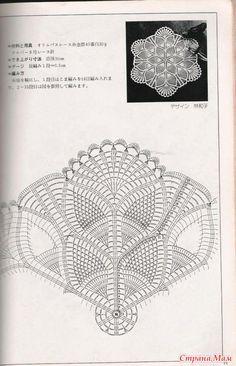 Modelitos en crochet finos tejidos de algodón con patrones
