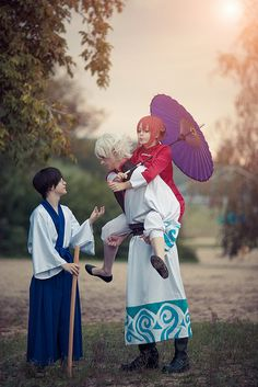 Gintama: Im so happy to have met you by Feeri-Theme.deviantart.com on @deviantART