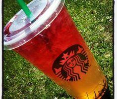Starbucks Secret Menu: Citrus Berry Passion Refresher | Starbucks Secret Menu