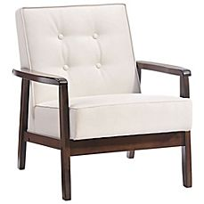 image of Zuo® Aventura Arm Chair in White