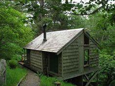 Elderberry Cabin on the Oregon Coast