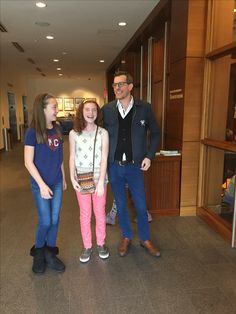 Neely Simon with Brian Selznick