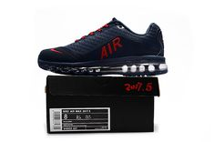Air Max 2017.5 Deep Blue Red
