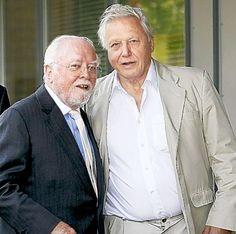 Siblings: Richard and David Attenborough