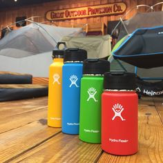 New colors from #hydroflask