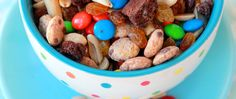 Blogger Brooke McLay from Cheeky Kitchen shows you how to make a super quick (and cute!) snack mix that will get your kids eating fiber without even knowing it!