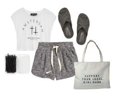 """""""Chill"""" by catalinarom ❤ liked on Polyvore featuring H&M, Forever 21 and Marni"""