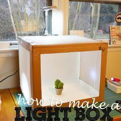 Caja de luz (para fotos)