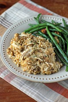Slow Cooker Chicken and Stuffing - Emily Bites Ww Recipes, Slow Cooker Recipes, Crockpot Recipes, Chicken Recipes, Dinner Recipes, Healthy Recipes, Dinner Ideas, Healthy Foods, Recipies