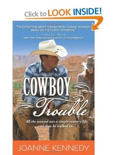 Cowboy Trouble: Joanne Kennedy: 9781402236686: Amazon.com: Books