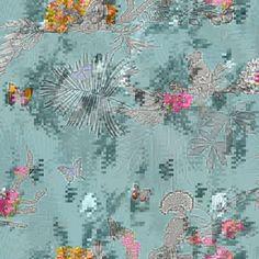 11 best living room images designer wallpaper, living roombig brands big savings teal wallpaperforest