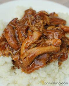 Crock Pot Teriyaki Chicken Recipe