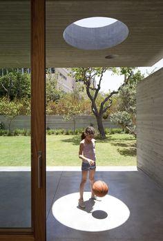 Casa para un Arquitecto,© Amit Geron