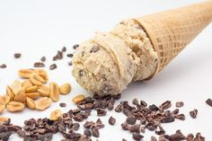 Peanut Butter Chocolate Ice Cream - blog in Finnish and English