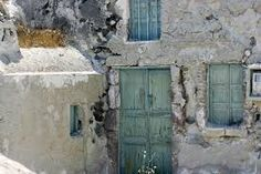 The undiscovered beauty of Thirassia, Santorini island, Greece.  Selected by www.oiamansion.com Santorini Island, Greece, Doors, Beauty, Greece Country, Beauty Illustration, Gate