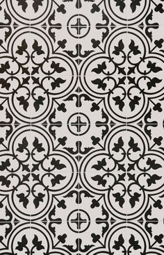 Arte is a black and white patterned porcelain wall or floor tile. These stylish tiles offer a modern twist on a classic Victorian approach. Able to be used on walls and floors the Arte range is perfect for all decors. Slate Pavers, Wood Effect Tiles, Black White Bathrooms, Buy Tile, Tiles Online, Floor Patterns, Flooring Options, Grey Wood, Color Tile
