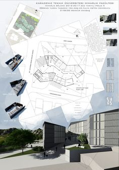New landscape architecture sketch building ideas Cultural Architecture, Architecture Drawing Plan, Architecture Building Design, Landscape Architecture, Facade Design, Residential Architecture, Planer Layout, Footer Design, Architect Design