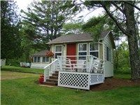 Classic Style Cabins Maine   Cabins Lincolnville