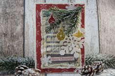 Creative Pages by amaryllis775: DIY Weihnachtskarte