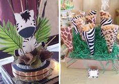 Resultado de imagen para fiesta infantil tematica animales de la selva