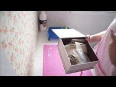 Erika Martins ensina a fazer caixas para bem casados feita em cartonagem! - YouTube