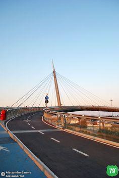 Ponte del Mare #Pescara #Abruzzo #Italia #Italy #Viaggio #Viaggiare #Travel #AlwaysOnTheRoad
