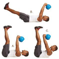 1000 images about fitness au masculin on pinterest - Causes des vertiges en position couchee ...