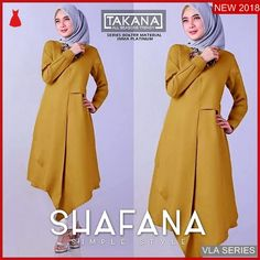Batik Muslim, Kebaya Muslim, Muslim Fashion, Hijab Fashion, Dress Brokat, Batik Fashion, Blouse Models, Blouse Patterns, Fashion 2020