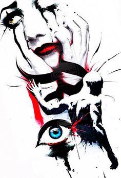 tatu-tresh-polka-7.jpg - Тату эскизы | Фото галерея | Идеи татуировок | 10GB фото