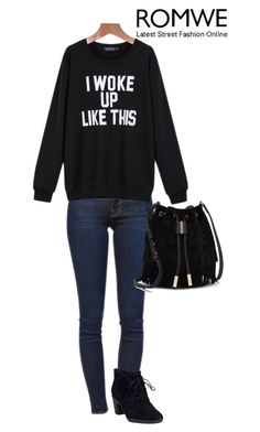 """""""Bez naslova #17"""" by lejla123-1 ❤ liked on Polyvore featuring Frame Denim, Vince Camuto and Clarks"""