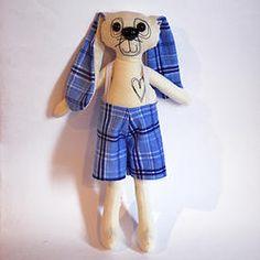 Sherlock -  in shorts