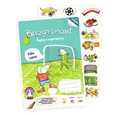 http://www.bazgroszyt.pl/sklep/produkty/bazgroszyt-pilka-nozna-95 Bazgroszyt Piłka nożna