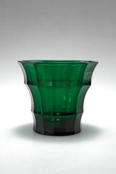 Hoffmann Vase, Wiener Werkstaette; Meyr's Neffe