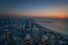 Urban Sunset by Marek Kijevský on 500px