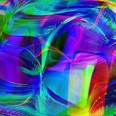 "210 mentions J'aime, 13 commentaires - Richard Vigniel (@rvigniel_art) sur Instagram: ""Colors 6 #digitalart #digital_art #artnumerique #art #abstractart #artabstrait #abstrait #abstract…"""